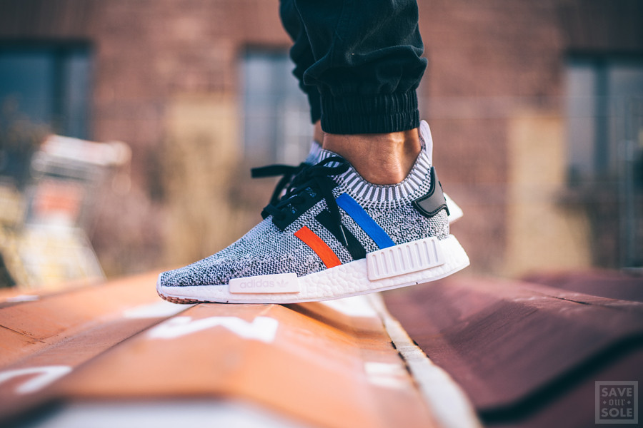 Femme Adidas NMD R1 Runner Suede W Bordeaux/Marron/Solide