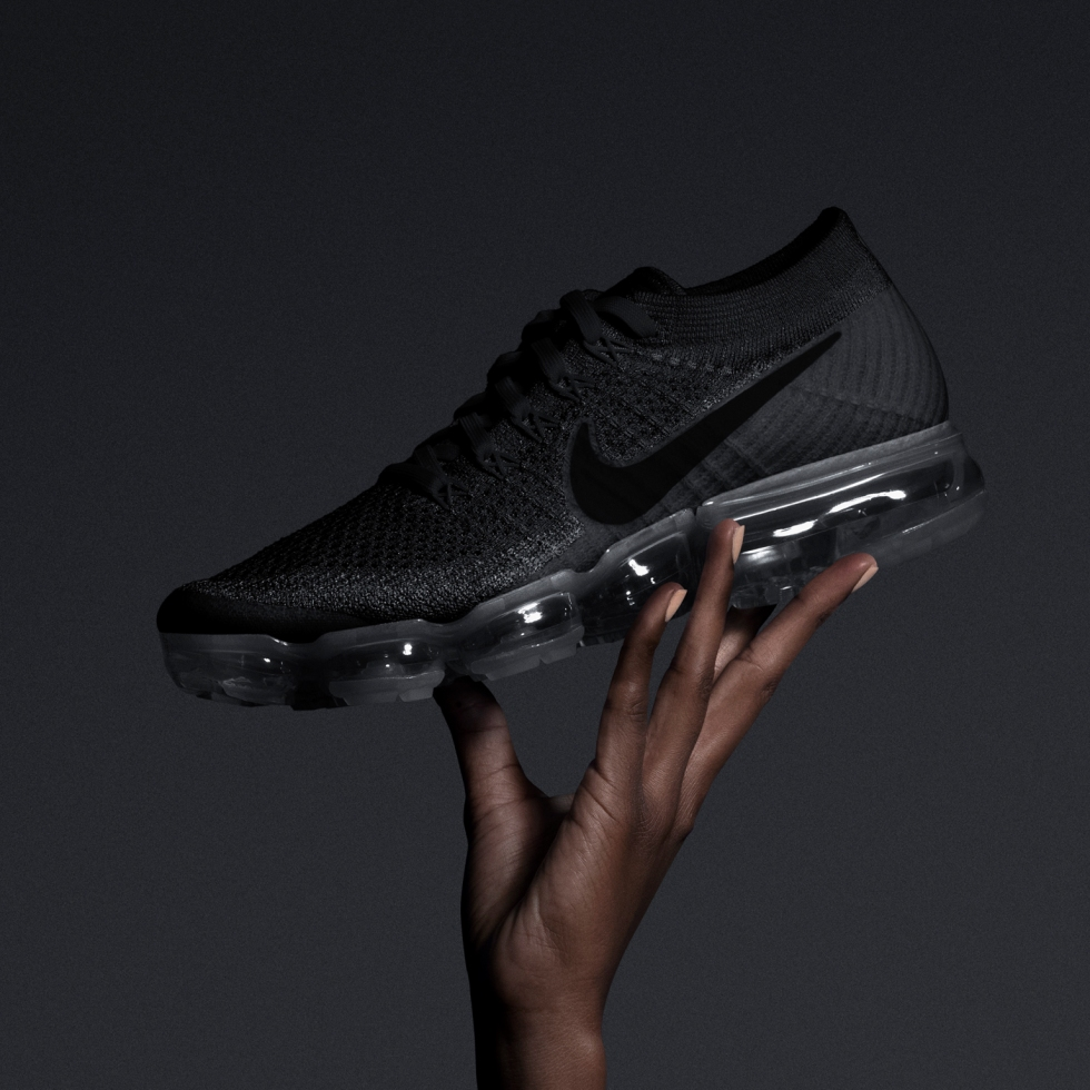 eeb2e114026 Nike Air VaporMax  Triple Black  Release Links